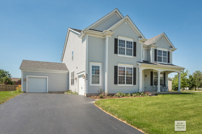 Oswego Single Family Home For Sale: 660 Vista Drive