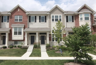 Naperville Condo/Townhouse Price Change: 2941 Henley Lane