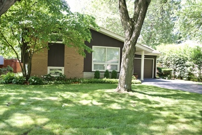 Northbrook Single Family Home For Sale: 229 Southgate Drive
