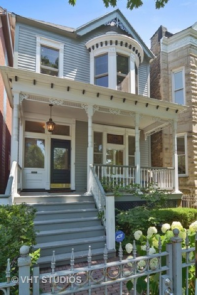 Single Family Home For Sale: 2723 North Mildred Avenue