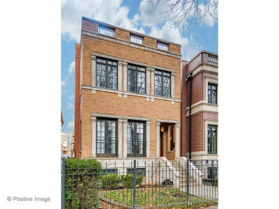 Single Family Home For Sale: 1434 West School Street