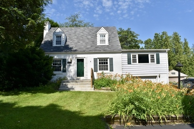 Prospect Heights Single Family Home For Sale: 104 North Elmhurst Road