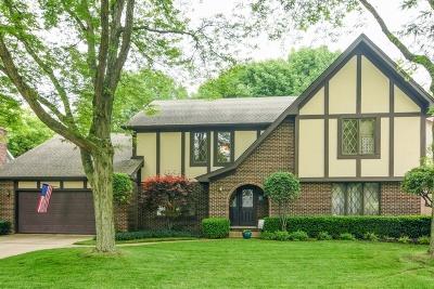 Palatine Single Family Home For Sale: 5814 North Corona Drive