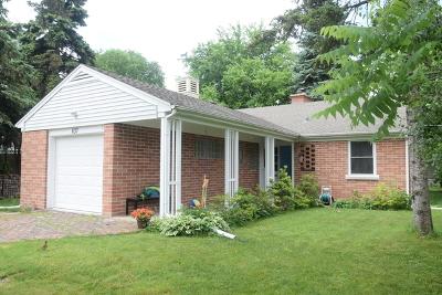 Wilmette Single Family Home For Sale: 637 Hibbard Road