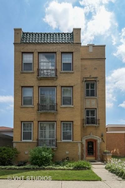 Skokie Multi Family Home For Sale: 7541 Kildare Avenue