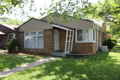 Chicago  Single Family Home For Sale: 3049 West 84th Street