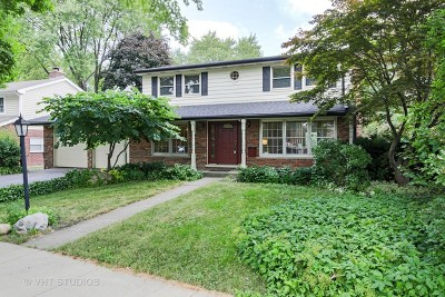 Arlington Heights Single Family Home New: 819 South Fernandez Avenue