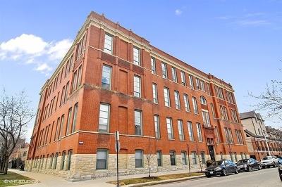 Condo/Townhouse For Sale: 1445 West Belden Avenue #4L