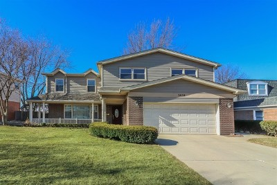 Arlington Heights Single Family Home Contingent: 1416 North Walnut Avenue