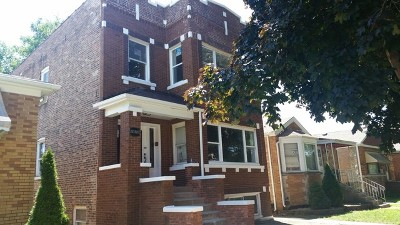 Berwyn Multi Family Home For Sale: 1611 Clarence Avenue