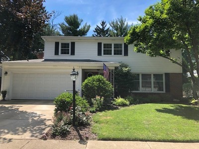 Arlington Heights Single Family Home For Sale: 1128 North Derbyshire Drive