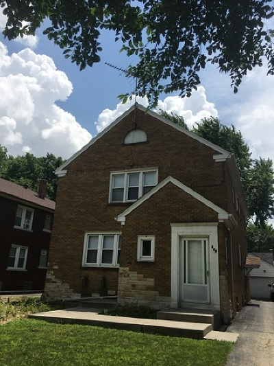 Joliet Rental For Rent: 806 Sherwood Place #2