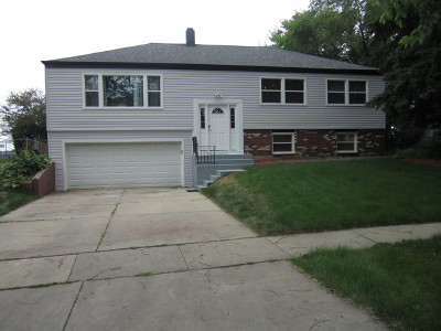 Buffalo Grove Single Family Home For Sale: 13 West Beechwood Court