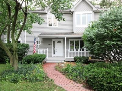 Darien Single Family Home For Sale: 7314 Western Avenue