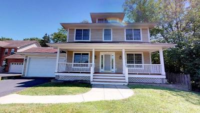 Glen Ellyn Single Family Home For Sale: 431 Saint Charles Road
