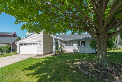 Woodridge Single Family Home For Sale: 6924 Sun Drop Avenue