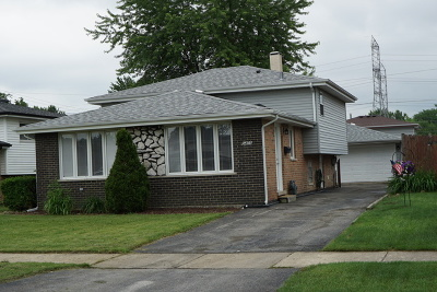 Crestwood Single Family Home For Sale: 5405 138th Street