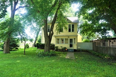 Weldon Single Family Home For Sale: 28 Walnut Street