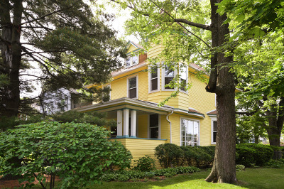 Single Family Home For Sale: 2145 West Greenleaf Avenue