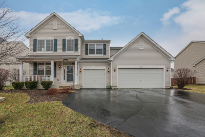 Montgomery Single Family Home For Sale: 3145 Whirlaway Lane