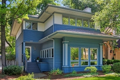 Hinsdale Single Family Home For Sale: 329 Phillippa Street