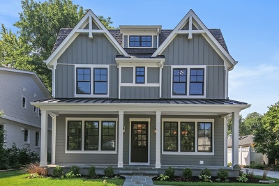 Hinsdale Single Family Home For Sale: 408 The Lane