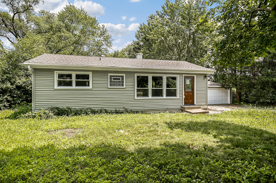 Glen Ellyn Single Family Home For Sale: 2n643 Virginia Avenue