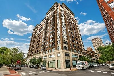 Chicago IL Condo/Townhouse New: $694,000