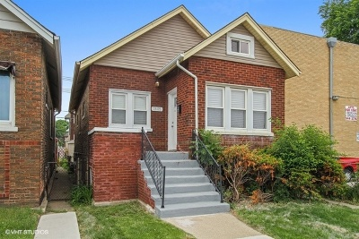 Forest Park Single Family Home For Sale: 7605 Roosevelt Road