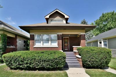 Oak Park Single Family Home For Sale: 1139 South Ridgeland Avenue