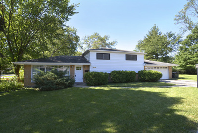 Glenview Single Family Home For Sale: 1318 Pfingsten Road