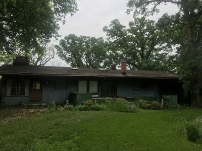 Wheaton Single Family Home For Sale: 1s707 Shaffner Road