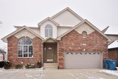 Worth Single Family Home For Sale: 10826 South Ridgeland Avenue