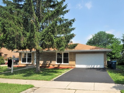 Single Family Home For Sale: 1100 East 159th Place