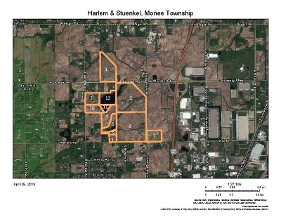 Residential Lots & Land For Sale: 12 Lots West North & South Of Stuenkel Road