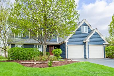 Bartlett Single Family Home For Sale: 718 Braintree Lane