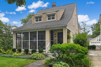 Hinsdale Single Family Home For Sale: 616 South Garfield Street