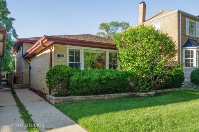 Single Family Home For Sale: 2726 West Jarlath Street
