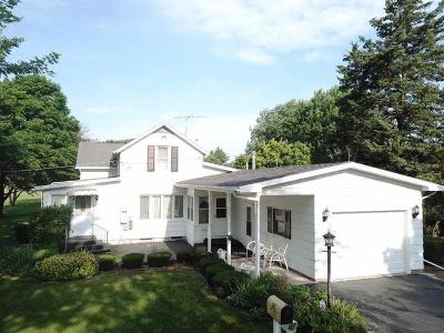 Dwight Single Family Home For Sale: 1600 West Scully Road
