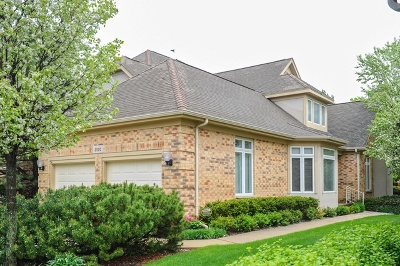 Northbrook Condo/Townhouse For Sale: 2520 Buckland Lane