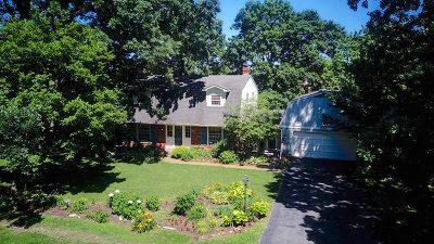Burr Oaks Single Family Home Price Change: 8s325 Indiana Avenue
