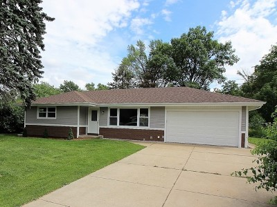 Bensenville Single Family Home For Sale: 16w709 3rd Avenue