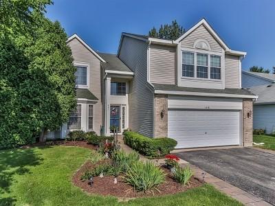 Elgin Single Family Home For Sale: 1416 Umbdenstock Road