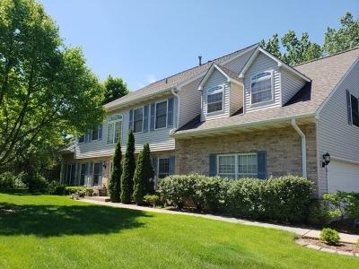 Streamwood Condo/Townhouse For Sale: 1550 Laurel Oaks Drive