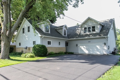 McHenry Single Family Home For Sale: 3808 West Millstream Drive