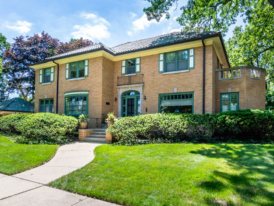 River Forest Single Family Home For Sale: 1147 Forest Avenue