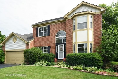 Fox River Grove Single Family Home For Sale: 9236 Primrose Court