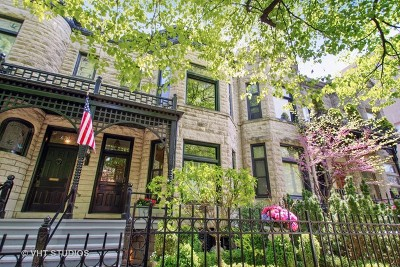 Single Family Home For Sale: 635 West Surf Street