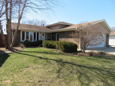 Midlothian Single Family Home For Sale: 14532 Knox Avenue