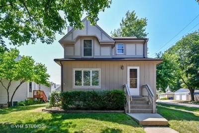 Geneva Single Family Home For Sale: 128 Richards Street